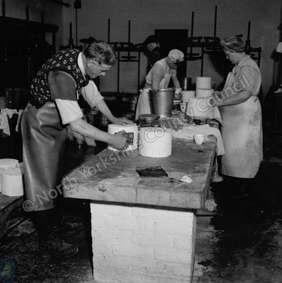 Cheesemaking, Hawes